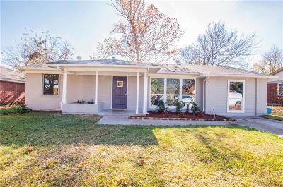 Garland Single Family Home For Sale: 114 W Wanda Drive