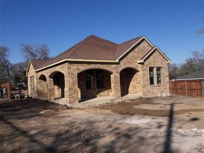 Dallas Single Family Home For Sale: 1603 Fordham Road