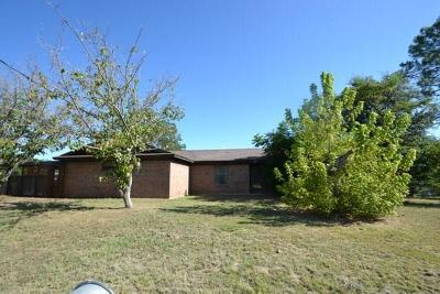 Comanche County Single Family Home Active Contingent: 541 Strickland Street