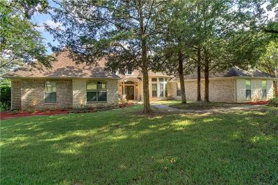 Single Family Home For Sale: 7001 Hollow Oak Trail