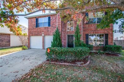 Forney Single Family Home For Sale: 2125 Chisolm Trail