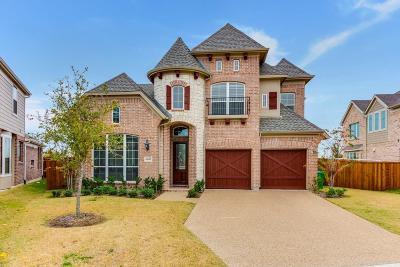 Carrollton Single Family Home For Sale: 4608 Ridge Lane