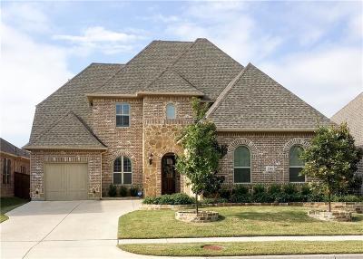 Carrollton Single Family Home Active Option Contract: 2348 Vaquero Lane