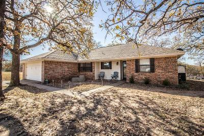 Springtown Single Family Home For Sale: 1351 Holbrook Road