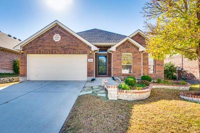 Little Elm Single Family Home For Sale: 812 Lake Worth Trail