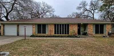 North Richland Hills Single Family Home Active Option Contract: 5108 Pearl Drive