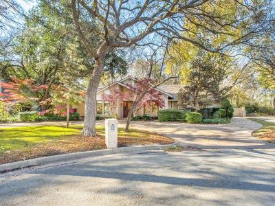 Fort Worth Single Family Home Active Kick Out: 3304 Moss Hollow