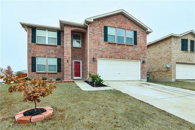 Single Family Home For Sale: 1126 Batt Masterson Drive