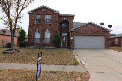 Arlington Single Family Home Active Option Contract: 806 Dunkirk Lane