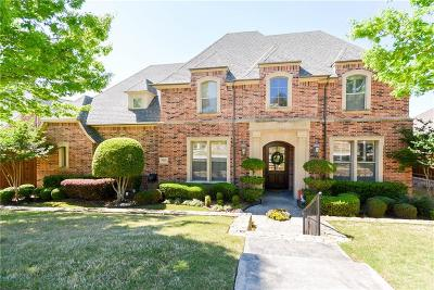 Plano Single Family Home For Sale: 6541 Village Springs Drive