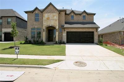 Little Elm Single Family Home For Sale: 13800 Cortez De Pallas Drive