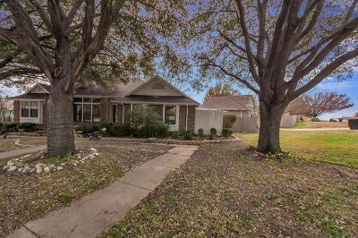 Fort Worth Single Family Home For Sale: 7333 Lake Country Drive
