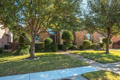 Hurst Single Family Home Active Option Contract: 3304 Bear Creek Drive
