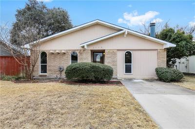 Carrollton Single Family Home For Sale: 2116 Highbury Road