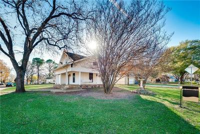 Whitesboro Single Family Home For Sale: 720 E Main Street