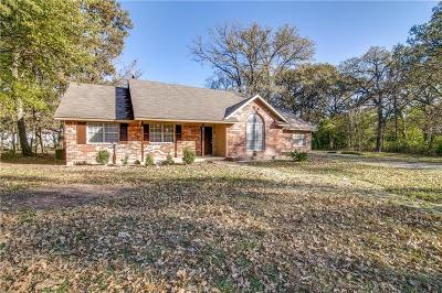 Quinlan TX Single Family Home For Sale: $134,900