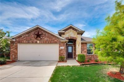 Little Elm Single Family Home For Sale: 918 Horizon Ridge Circle