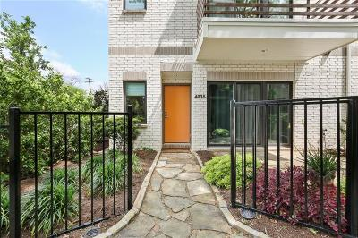 Townhouse For Sale: 4035 Lemmon Tree Place