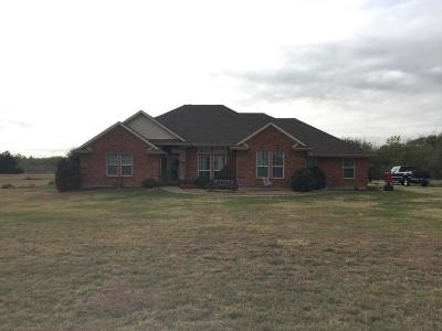 Ennis Single Family Home Active Option Contract: 335 Chmelar Road