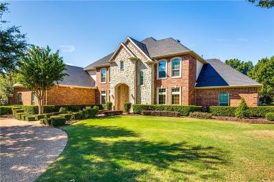 Flower Mound Single Family Home For Sale: 1913 Peninsula Drive