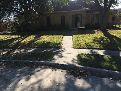 Mesquite Single Family Home For Sale: 3512 Gageway Court