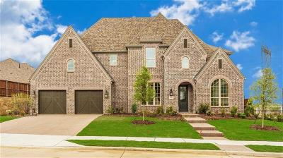 Prosper Single Family Home For Sale: 511 Gentry Dr.