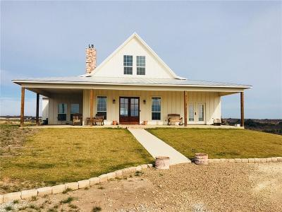 Comanche County Single Family Home For Sale: 148 Blue Herron Court