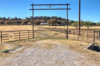 Mineral Wells Farm & Ranch For Sale: 912 Millsap Highway
