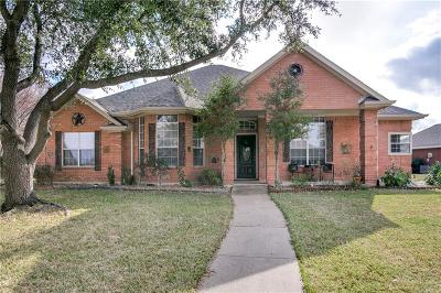 Rockwall Single Family Home For Sale: 7134 Harlan Drive