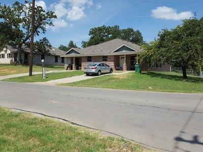 Springtown Multi Family Home For Sale: 300 N Avenue E