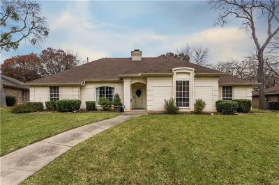 Duncanville Single Family Home Active Option Contract: 1111 Teakwood Drive