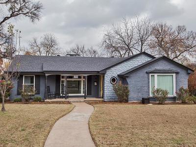 Dallas Single Family Home For Sale: 2663 Bonnywood Lane