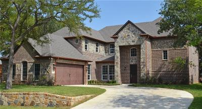 Hurst, Euless, Bedford Single Family Home For Sale: 1613 Briar Drive