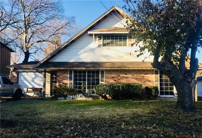 Garland Single Family Home For Sale: 3613 Crestview Drive