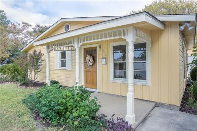 Richland Hills Single Family Home For Sale: 2910 Cedar Park Boulevard