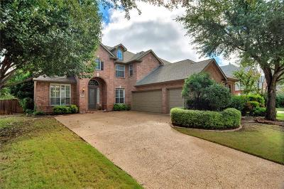McKinney Single Family Home For Sale: 116 Appalachian Way