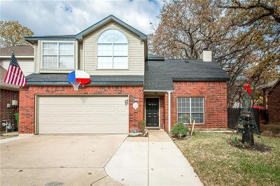 Flower Mound Single Family Home For Sale: 1409 Timber Creek Road