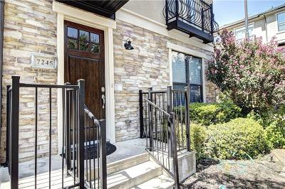 Townhouse For Sale: 7245 Kasko Drive