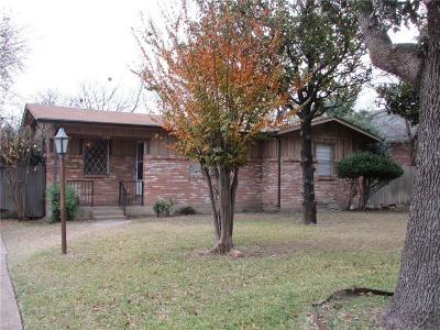 Dallas Single Family Home For Sale: 2934 E Ann Arbor Avenue
