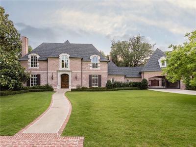 Dallas Single Family Home For Sale: 10111 Daria Drive