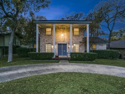 Dallas Single Family Home For Sale: 1420 Mapleton Drive