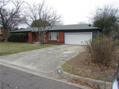 North Richland Hills Single Family Home For Sale: 4141 Carma Drive