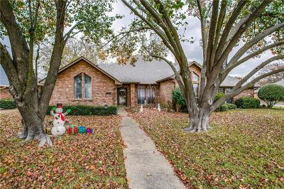 Plano TX Multi Family Home Active Contingent: $405,000