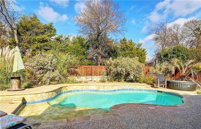 Rockwall Single Family Home For Sale: 820 Oak Hollow Lane