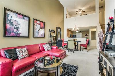 Frisco Townhouse Active Option Contract: 9791 Wake Bridge Drive