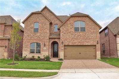 McKinney Single Family Home For Sale: 4008 Angelina Drive