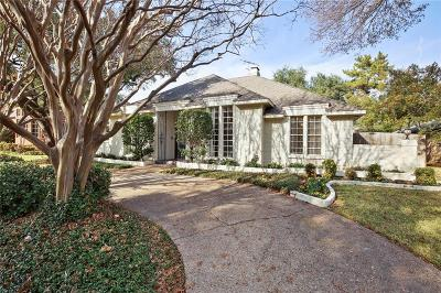 Dallas Single Family Home For Sale: 9025 Maguires Bridge Drive