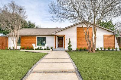 Dallas Single Family Home For Sale: 5629 Meadowcreek Drive