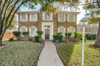 Plano TX Single Family Home Active Option Contract: $347,000