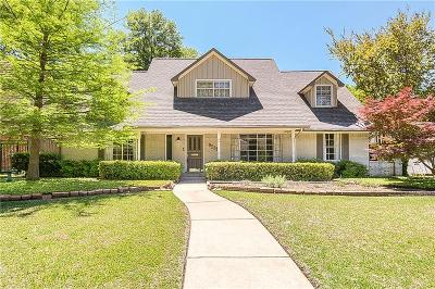 Dallas Single Family Home For Sale: 9538 Estate Lane